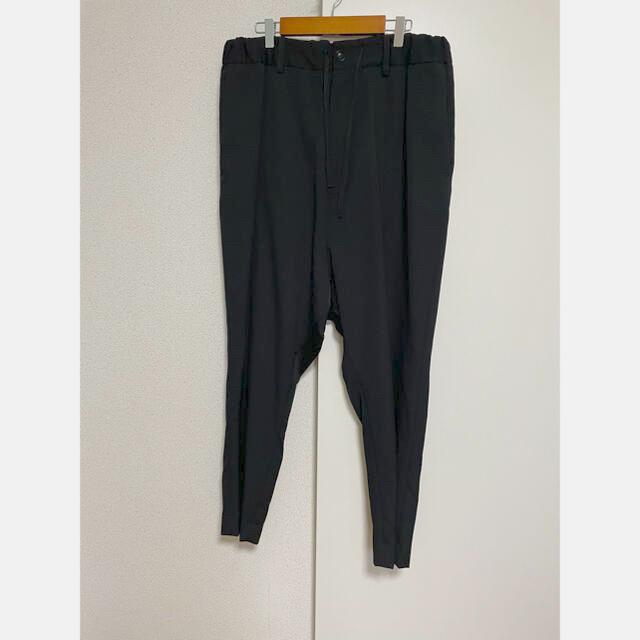 Yohji Yamamoto(ヨウジヤマモト)のyohji yamamoto pour homme 16aw ウールギャバパンツ メンズのパンツ(スラックス)の商品写真