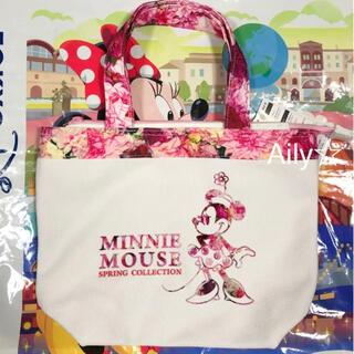 ディズニー(Disney)の新作♡ イマジニングザマジック ミニー トートバッグ スプリング(トートバッグ)