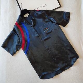 グッチ(Gucci)の【タグ付き】GUCCI ボウリングシャツ(シャツ)