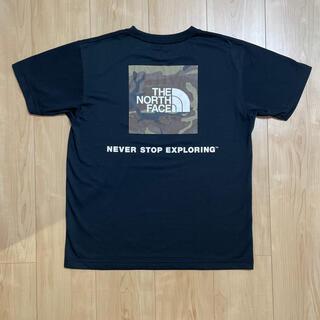 ザノースフェイス(THE NORTH FACE)の美品 ノースフェイス tシャツ(Tシャツ/カットソー(半袖/袖なし))