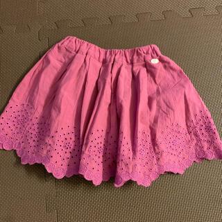 petit main - プティマイン 90センチ 可愛い パンツスカート