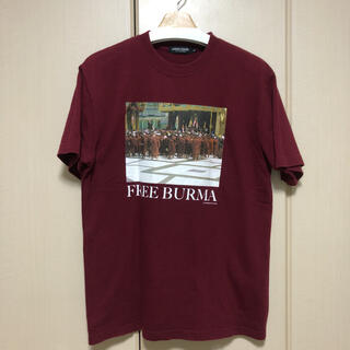 UNDERCOVER - UNDER COVER 【size L】FREE BURMA TEE