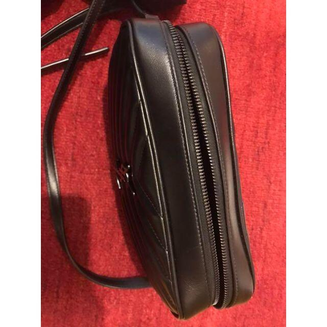Yves Saint Laurent Beaute(イヴサンローランボーテ)のサンローラン YSL モノグラム レザー ショルダー レディースのバッグ(ショルダーバッグ)の商品写真