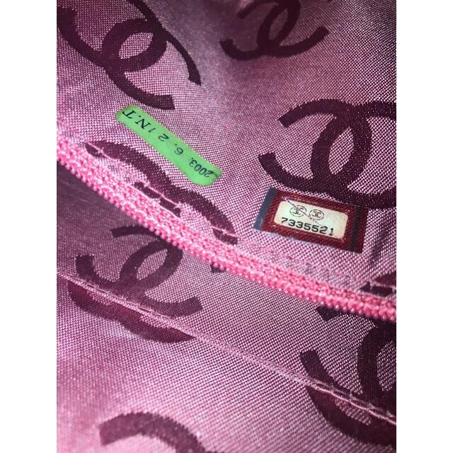 CHANEL(シャネル)のたま様専用 ◇◆ 極上美品 シャネル ★ CHANEL チョコバー レディースのバッグ(ハンドバッグ)の商品写真