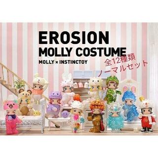 【入手困難·新品】EROSION MOLLY シーツノーマル全種類 12個セット(キャラクターグッズ)