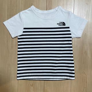 ザノースフェイス(THE NORTH FACE)の美品 ノースフェイス tシャツ(Tシャツ/カットソー)