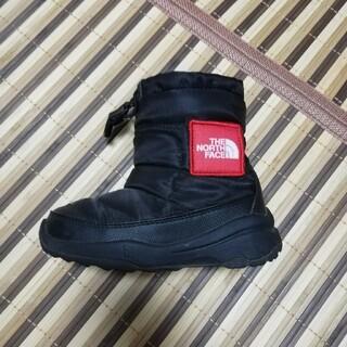 ザノースフェイス(THE NORTH FACE)の値下げ中 子供用 ノースフェイス ヌプシ ブーティー 17cm(ブーツ)