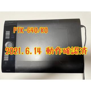 Wacom - ペンタブ ワコム intuos4 PTK-640/K0