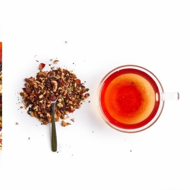 新品 Harrodsバースデーセレブレーション ルースリーフティー (125g) 食品/飲料/酒の飲料(茶)の商品写真