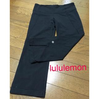 lululemon - ルルレモン ヨガレギンス お値下げ