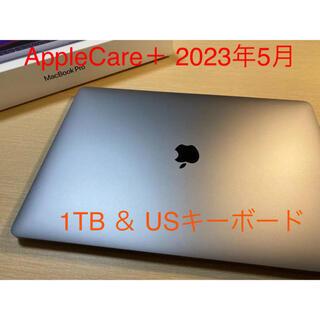 Apple - 【保証・アップグレードあり】16インチ MacBook Pro(2019モデル)