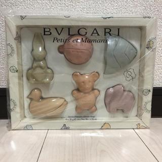 ブルガリ(BVLGARI)のBVLGARI プチママン テンダリーソープ(ボディソープ / 石鹸)