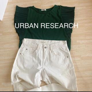 アーバンリサーチ(URBAN RESEARCH)のアーバンリサーチ トップス(カットソー(半袖/袖なし))