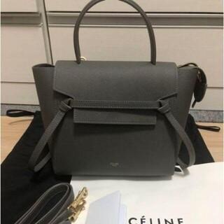 celine - 美品 セリーヌ  ベルトバッグ