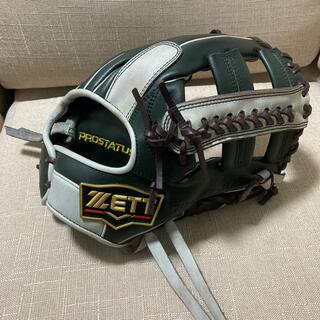 ZETT - ZETT プロステイタス 源田モデル