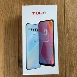 ANDROID -  TCL - 10 Lite simフリースマートフォン ブルー