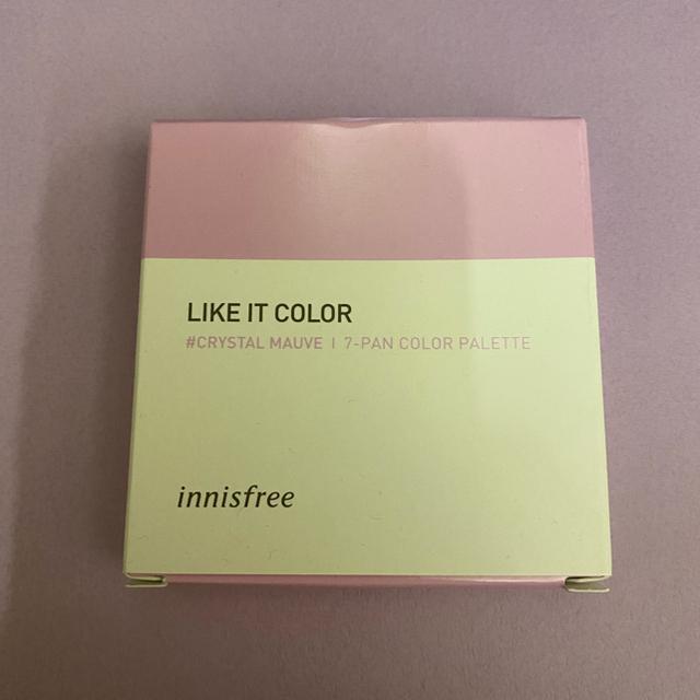 Innisfree(イニスフリー)のイニスフリー アイシャドウ LIKE IT COLOR コスメ/美容のベースメイク/化粧品(アイシャドウ)の商品写真