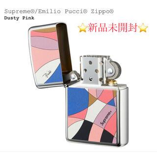 シュプリーム(Supreme)のSupreme®/Emilio Pucci® Zippo® Lighter(タバコグッズ)