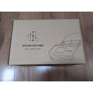 フジツウ(富士通)の富士通 スキャンスナップ ScanSnap iX1600 FI-IX1600(PC周辺機器)