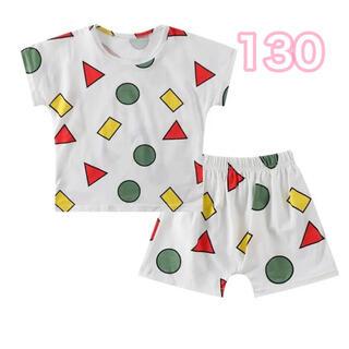 クレヨンしんちゃんパジャマ キッズパジャマ 半袖パジャマ(パジャマ)