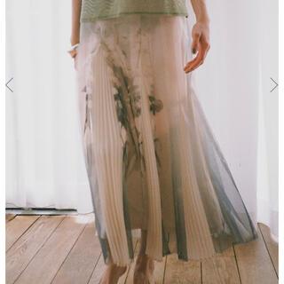 Ameri VINTAGE - 【試着のみ】Ameri Vintage スカート Sサイズ