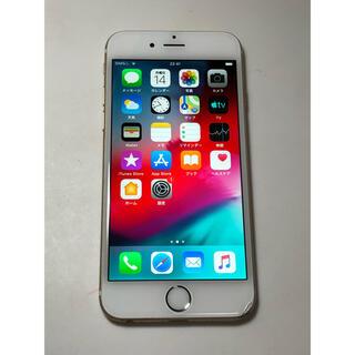 アップル(Apple)のiPhone6  16GB au(スマートフォン本体)