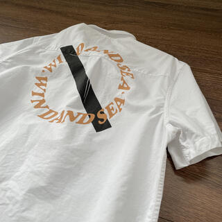 ジーディーシー(GDC)のWIND AND SEA コラボシャツ(シャツ)