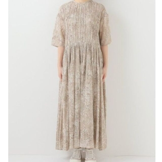 JOURNAL STANDARD - 20AW クラネ FLOWING FROWER ワンピース