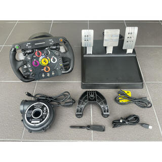 PlayStation4 - 中古 Thrustmaster スラストマスター T-GT th8aセット
