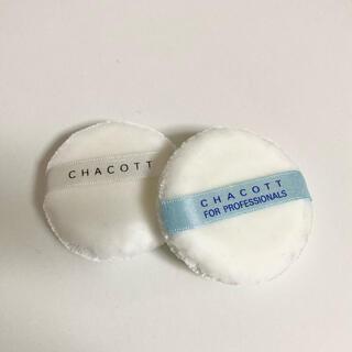 CHACOTT - チャコット パウダーパフ