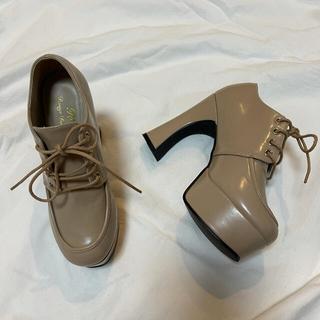 アールディールージュディアマン(RD Rouge Diamant)のアールディールージュディアマン ローファー Sサイズ(ローファー/革靴)