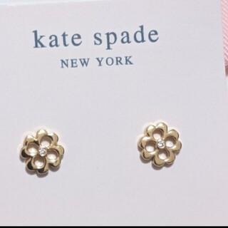 ケイトスペードニューヨーク(kate spade new york)の【新品】kate spade ケイトスペード ピアス(ピアス)