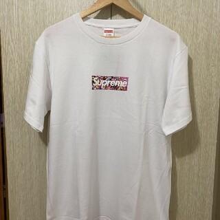 Supreme - Supreme 村上隆 COVID-19 Box Logo ボックスロゴ Tee