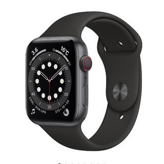 Apple - Apple watch Series6 44mm GPS+セルラー未開封