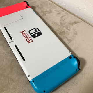 Nintendo Switch - 任天堂 Switch 本体のみ カスタム
