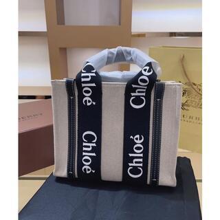 Chloe - ☆Chloe クロエ woody トートバッグ ブラック