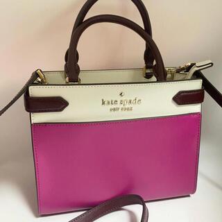 kate spade new york - WKRU7100 ケイトスペード ピンク ショルダー small satchel