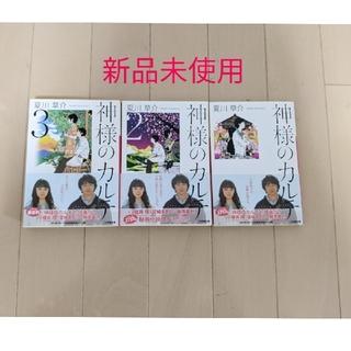 新品未使用 神様のカルテ小説1.2.3(文学/小説)