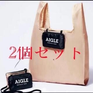 エーグル(AIGLE)のエーグル ポシェット 2個セット(エコバッグ)