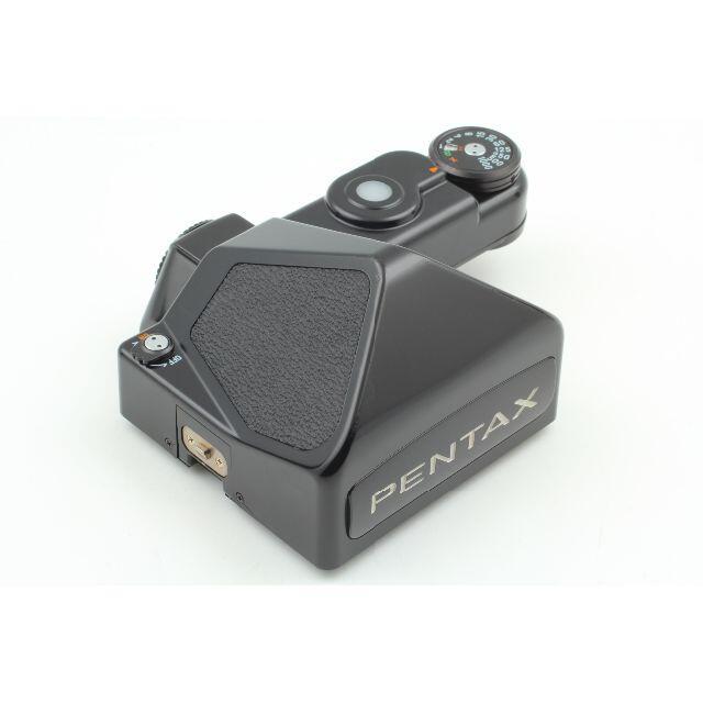 PENTAX(ペンタックス)のジャンク ペンタックス PENTAX 67 TTL プリズムファインダー 後期 スマホ/家電/カメラのカメラ(フィルムカメラ)の商品写真