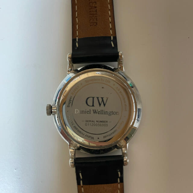 Daniel Wellington(ダニエルウェリントン)の時計 メンズの時計(レザーベルト)の商品写真