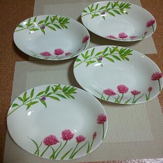 ナルミ(NARUMI)のNARUMI カレー皿 4枚セット(食器)