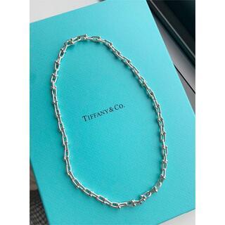 Tiffany & Co. - ティファニー ハードウェア リンクネックレス tiffany