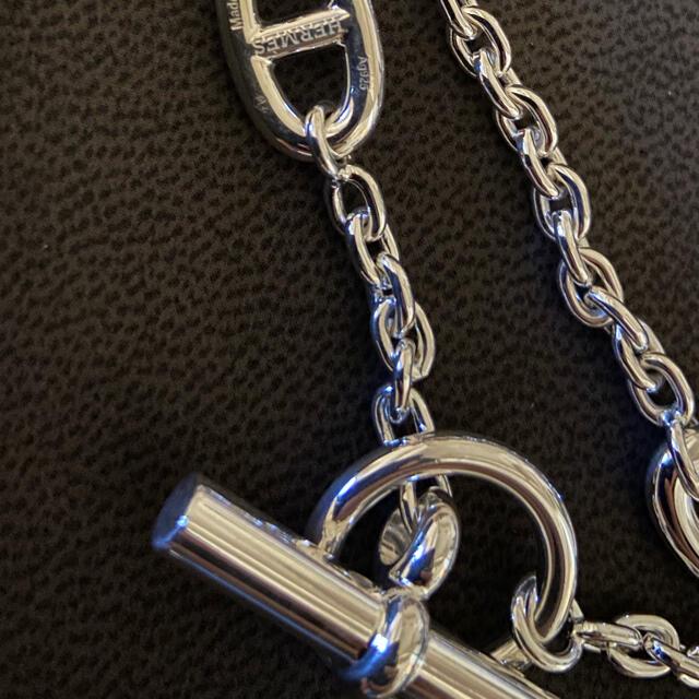 Hermes(エルメス)の新品ファランドールロングネックレス160cm レディースのアクセサリー(ネックレス)の商品写真
