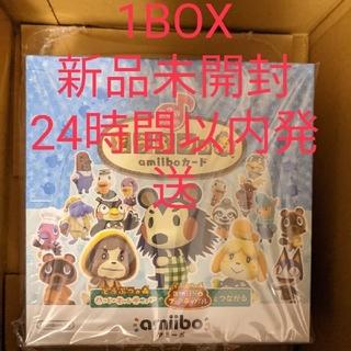 ニンテンドウ(任天堂)の【1BOX】どうぶつの森 amiiboカード 第3弾 未開封(Box/デッキ/パック)