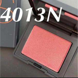 NARS - NARS ブラッシュ オーガズム 4031N ミニ 新品未使用 ミニチーク