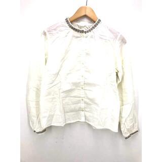 ehka sopo - EHKA SOPO(エヘカソポ) 刺繍ブラウスシャツ レディース トップス