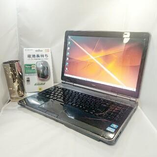 NEC - NEC 高性能ノートパソコン!WINDOWS10 SSD搭載 テンキーあり