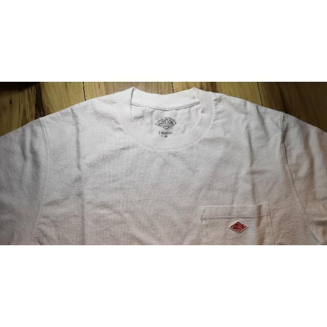 DANTON(ダントン)のダントン Tシャツ 38 メンズのトップス(シャツ)の商品写真