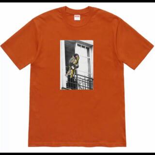 シュプリーム(Supreme)のSupreme ANTIHERO Balcony Tee Rust M(Tシャツ/カットソー(半袖/袖なし))